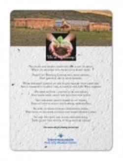 Buy Seed Paper Invitation in NZ New Zealand.